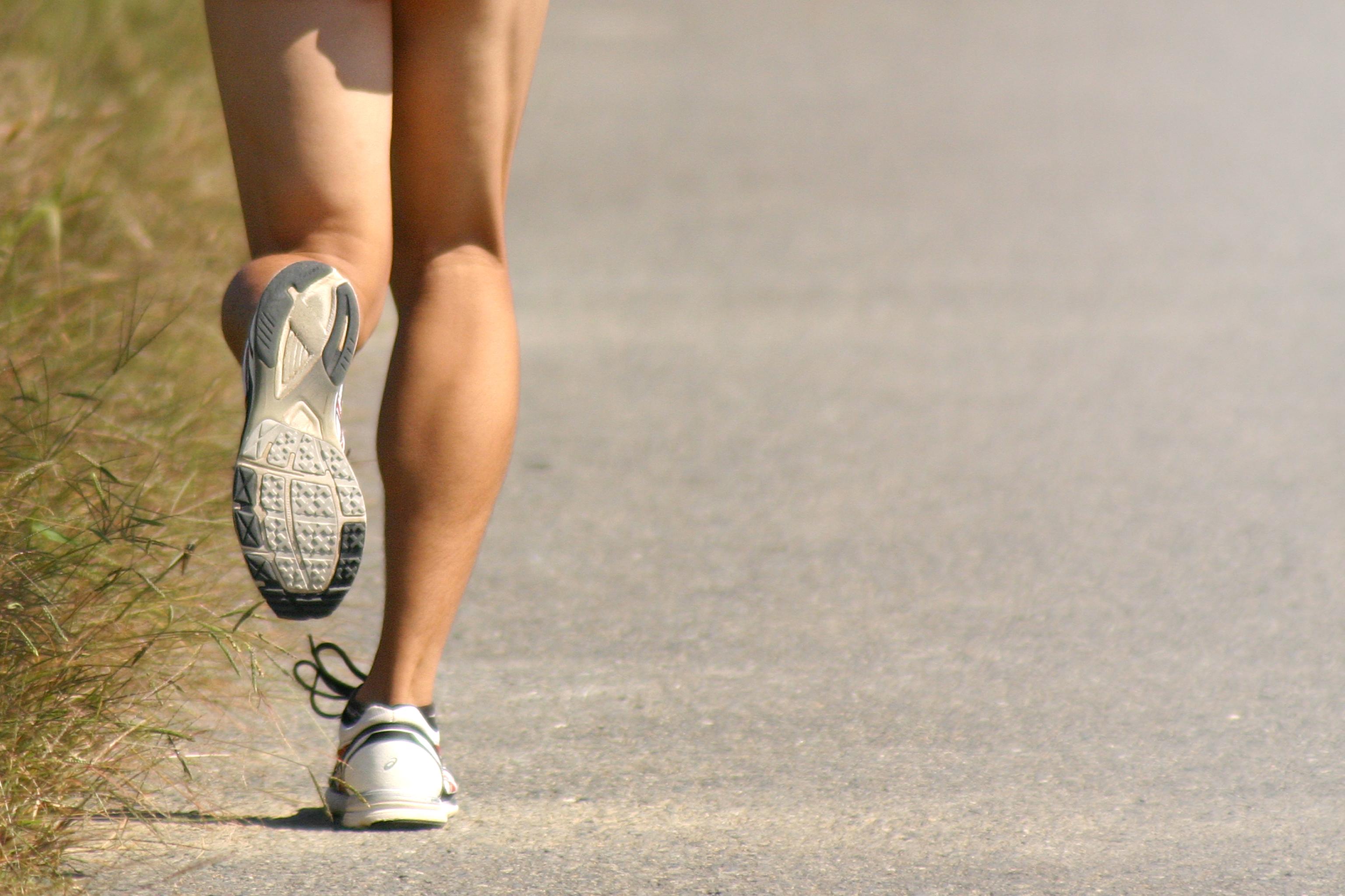 こんなに太腿の太さが変わって、歩きやすくなるんですか?